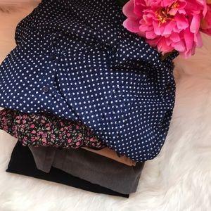 8 piece medium professional lot clothing bundle